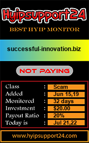 ссылка на мониторинг http://hyipsupport24.com/details/lid/1176/