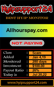 ссылка на мониторинг http://hyipsupport24.com/details/lid/1207/
