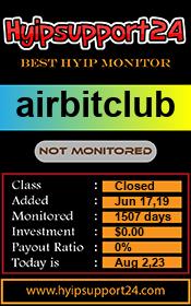 ссылка на мониторинг http://hyipsupport24.com/details/lid/1224/