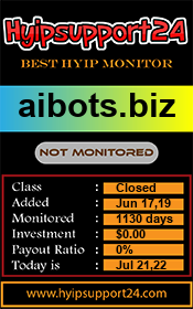ссылка на мониторинг http://hyipsupport24.com/details/lid/1231/