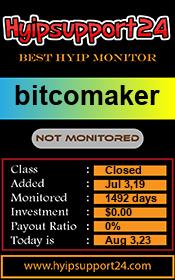 ссылка на мониторинг http://hyipsupport24.com/details/lid/1466/