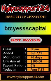 ссылка на мониторинг http://hyipsupport24.com/details/lid/1515/