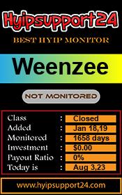 ссылка на мониторинг http://hyipsupport24.com/details/lid/6/