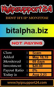 ссылка на мониторинг http://hyipsupport24.com/details/lid/90/
