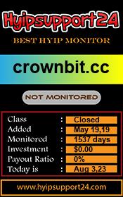 ссылка на мониторинг http://hyipsupport24.com/details/lid/93/